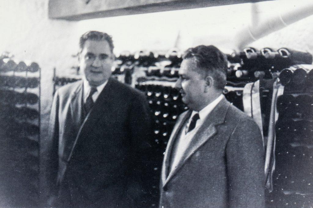 Giacomo E M. Peynaud VF6